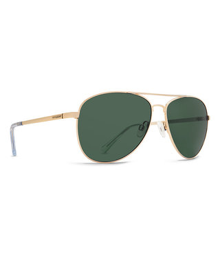 VonZipper Farva Sunglasses - Gold / Vintage Grey
