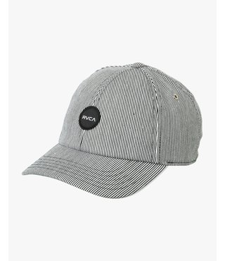 RVCA Holla Dad Hat - Black/White