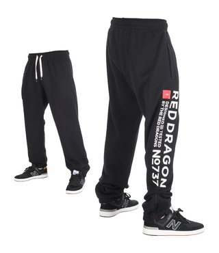 RDS Sweatpant Test - Black