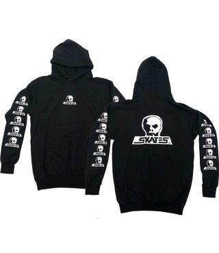 Skull Skates Skull Logo Hoodie - Black
