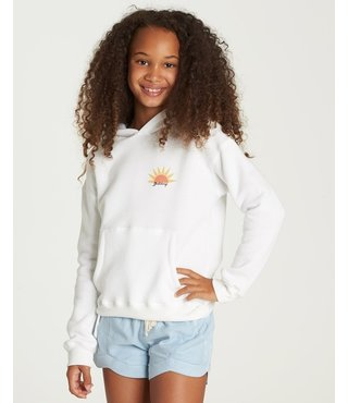 Billabong Girls' Coasting By Hoodie - Cool Wip
