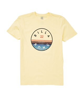 Billabong Boys' Rotor Tee - Lemon