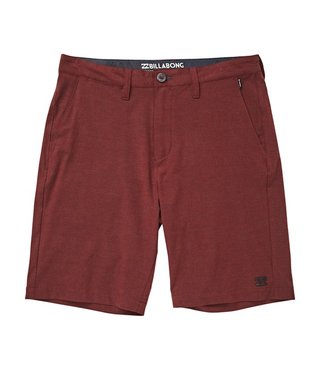 Billabong Boys' Crossfire X Shorts - Blood