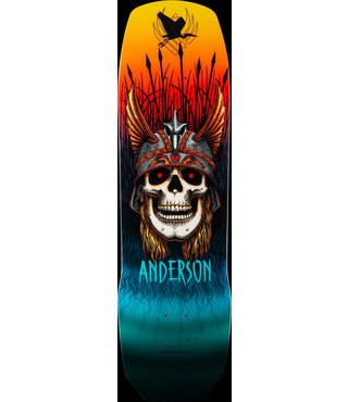 Powell Peralta 9.13 x 32.8 Pro Andy Anderson Heron Flight® Skateboard Deck
