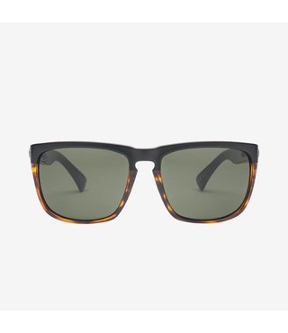 Electric Knoxville XL Darkside Tort Sunglasses w/ Grey Lenses