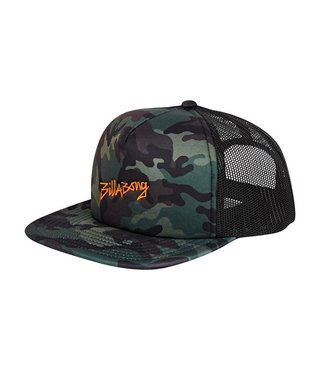Billabong Eighty Six Trucker Hat - Camo