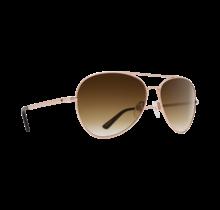 Spy Whistler Rose Gold Sunglasses w/ Happy Bronze Fade Lenses