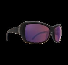 Spy Farrah Matte Black Sunglasses w/ Happy Rose Polar with Midnight Spectra Lenses