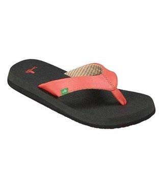 Sanuk Women's Yoga Mat Sandals - Watermelon