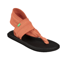 Sanuk Women's Yoga Sling 2 Sandals - Carnelian