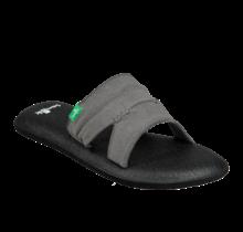 Sanuk Women's Yoga Mat Capri Sandals - Grey