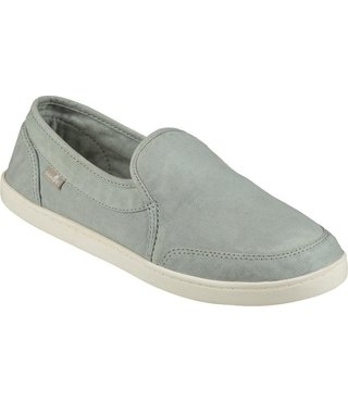 Sanuk Women's Pair O Dice Slip On Shoes - Harbor Mist