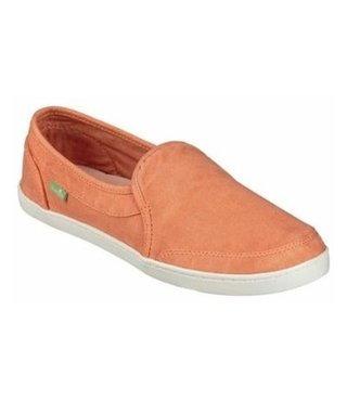 Sanuk Women's Pair O Dice Slip On Shoes - Coral