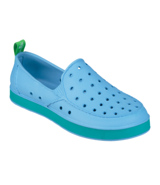 Sanuk Kid's Lil Walker Shoes - Alaska Blue
