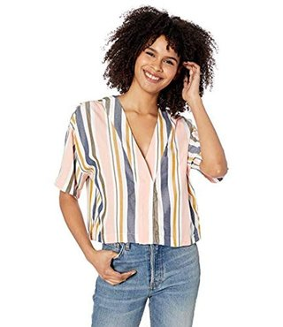 RVCA Hendrix Top - Multi