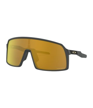 Sutro Matte Carbon Sunglasses w/ Prizm 24K Lens