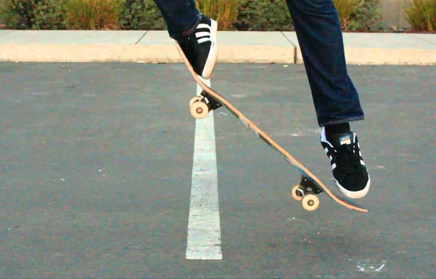 BHouse Trick Of The Week - The Ollie