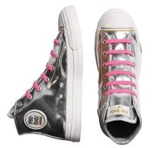 U-Lace Classic No-Tie Shoe Laces - Shocking Pink