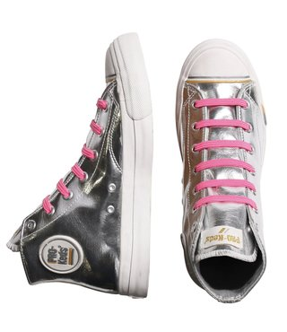 U-Lace Classic No-Tie Shoe Laces - Shocking Pink