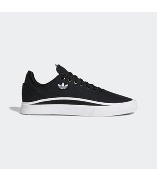 Adidas Sabalo Skate Shoes - Black/White