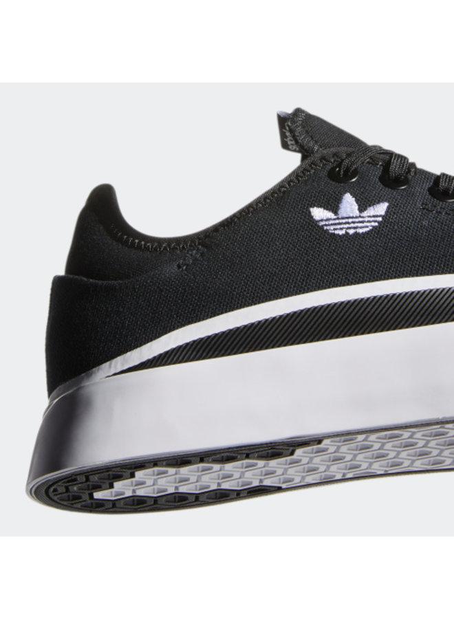 Adidas Sabalo Skate Shoes - Black/White