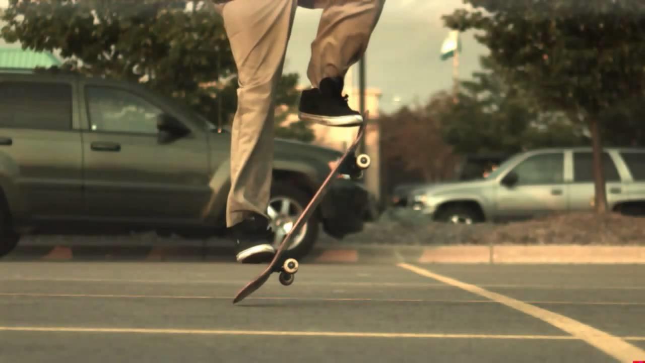 BHouse Trick Of The Week - The Inward Heel Flip