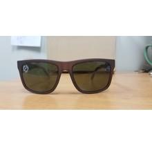 Electric Swingarm XL Cola Sunglasses w/ Grey Polarized Lenses