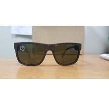 Electric Swingarm Tobacco Tort Burst Sunglasses w/ Grey Polarized Lenses