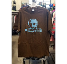 Skull Skates Burbs Logo T-Shirt - SE Racing