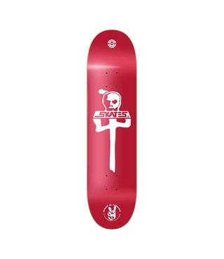 "8.25"" Skull Skates x RDS Skateboard Deck"