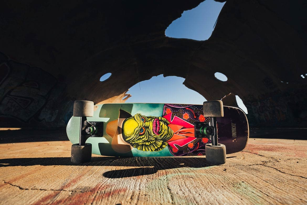 Why the Landyachtz Dinghy?