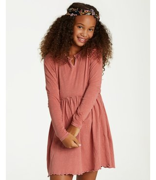 Billabong Girls' Somewhere Near Dress - Coco Bliss