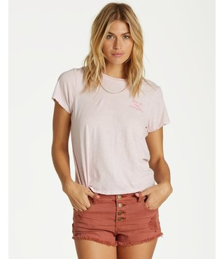 Billabong It Matters Top - Pink Blush