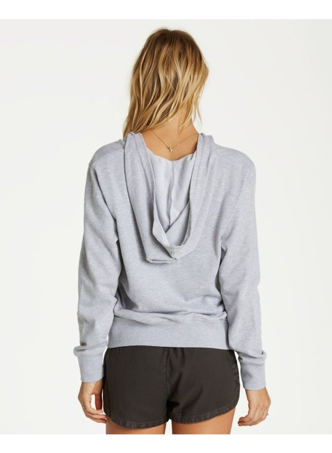 Billabong Days Off 2 Fleece - Athletic Grey