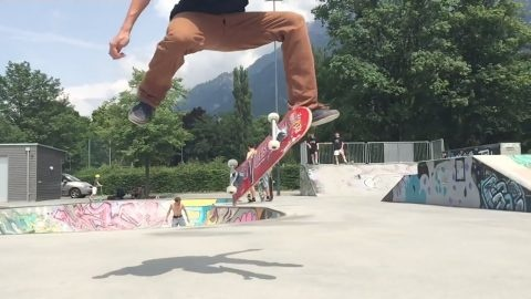BHouse Trick Of The Week - The Tre Flip