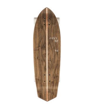 "Globe Insider Walnut Copper 31"" Cruiser Complete Skateboard"