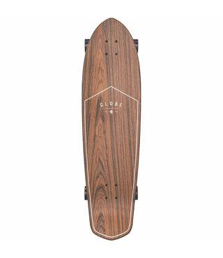 "Globe Blazer XL Rosewood Black 36"" Cruiser Complete Skateboard"