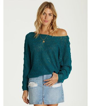 Billabong Chill Out Sweater - Lagoon
