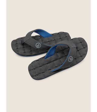 Big Boys Recliner Sandals - Blue Combo