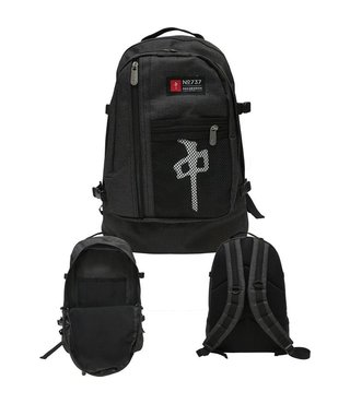 RDS Backpack Explorer - Black/Black