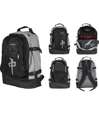 RDS Backpack Explorer - Grey/Black
