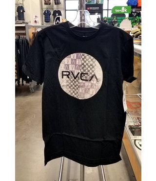 RVCA Men's Motor Mix Tee - Black