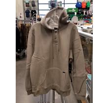 RVCA Vista Pullover Hoodie - Dark Khaki