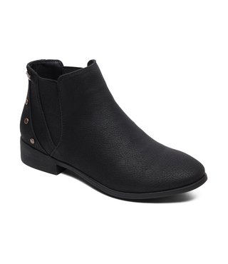 Roxy Yates Ankle Boots - Black