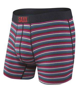 SAXX Vibe Boxer Brief - Black Witty Stripe