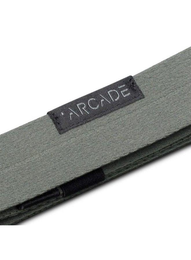 Arcade Ranger Slim Belt - Ivy Green