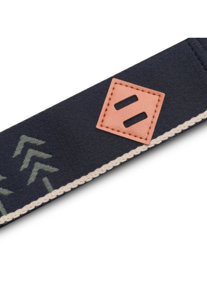 Arcade Blackwood Belt - Black/Khaki