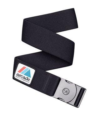 Arcade Rambler Belt - Black/Logo