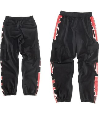 RDS Sweatpant OG Blocking Cargo - Black/Red