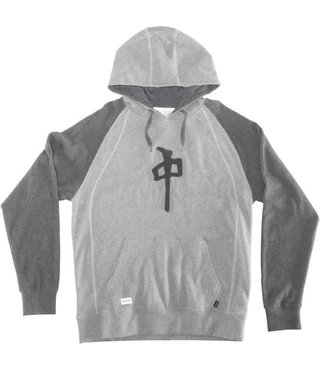 RDS Hoodie Chung Chenille - Heather Grey/Dark Heather